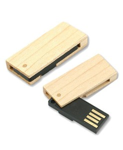 Wooden Pen Drives